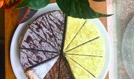 Svadby a Kari čerstvé koláče